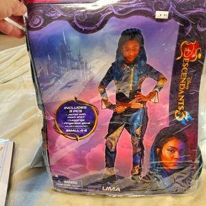Disney Descendants 3 Uma costume-NWT